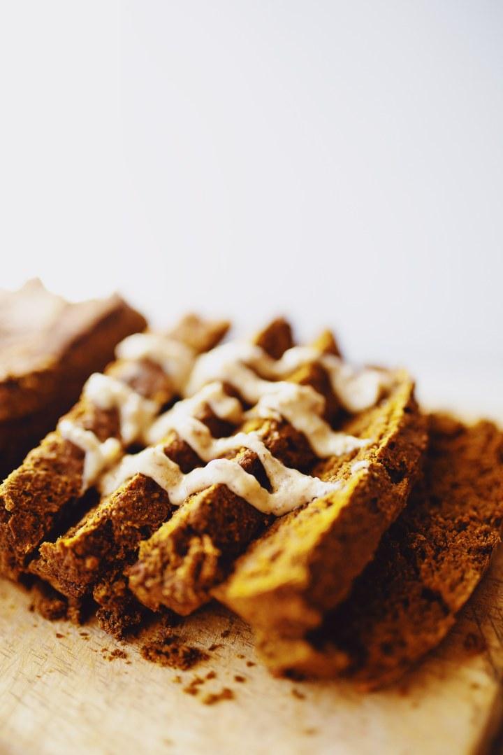 gluten free pumpkin bread healthy