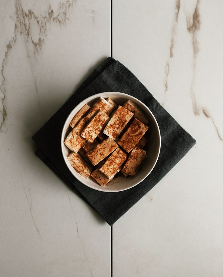 crispy tofu recipes