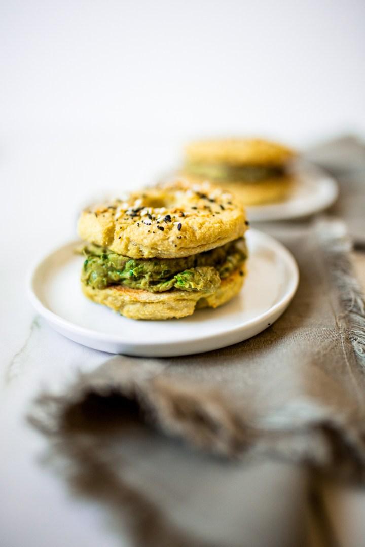 cauliflower bread recipe