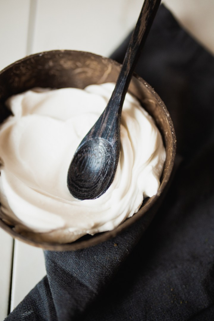 coconut yogurt recipe