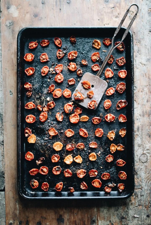 How to roast cherry tomatoes