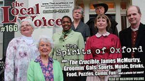 The Local Voice #167 Full-Color PDF download