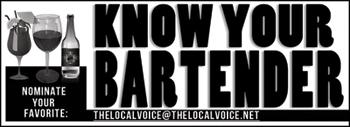 Column Header Know Your Bartender