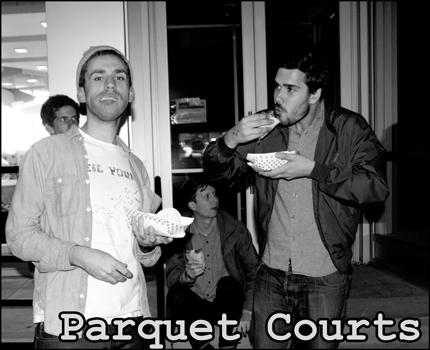 ParquetCourts_byHeatherStrange