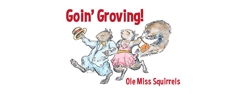 Laurie Fisher signing Saturday - *Where Do They Go On Game Day? The Story of the Squirrels Who Live in The Grove*