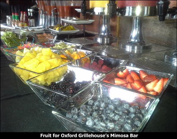Grille fruit