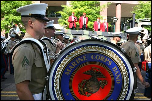 MarineCorps_NOLA-drum