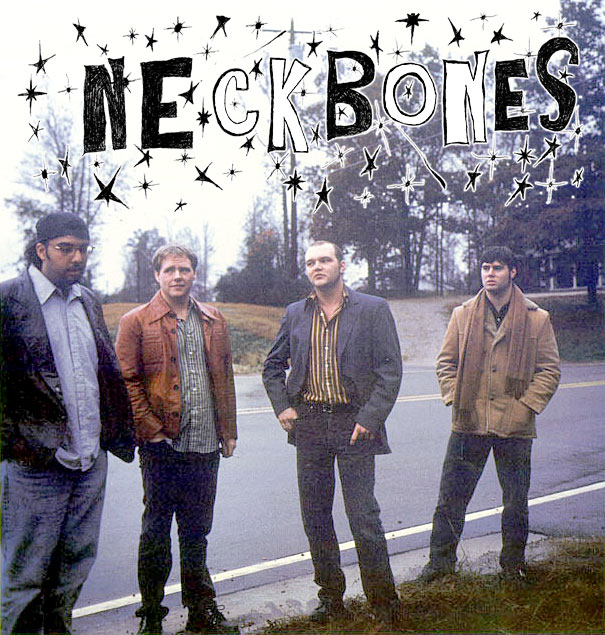 Interview with Tyler Keith on his legendary Garage Rock band, The Neckbones