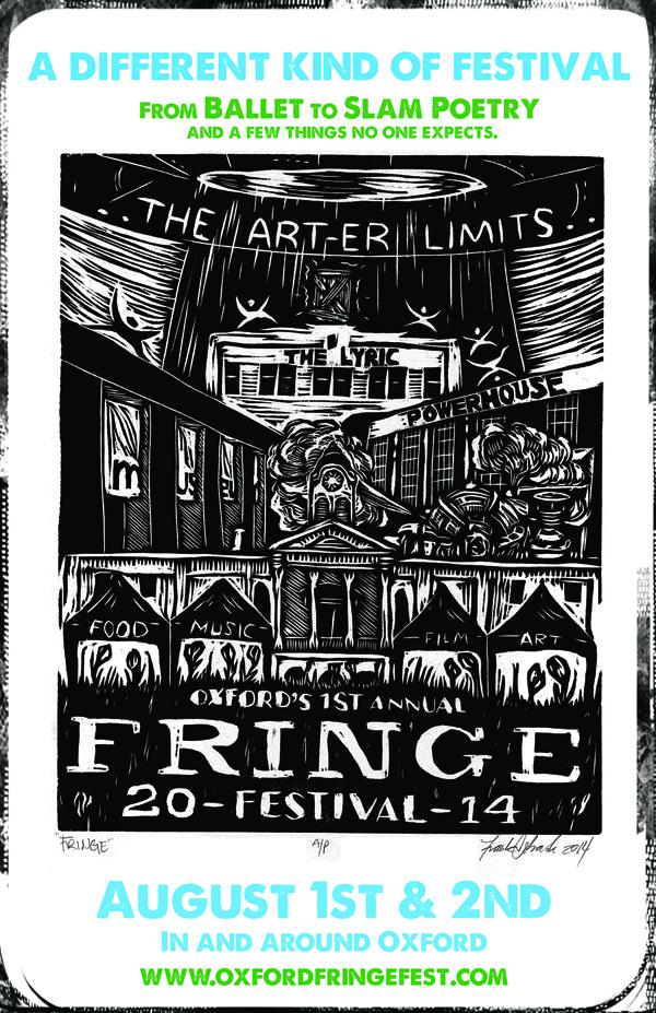 FringeFestival Poster