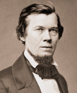Oxford, Mississippi politician Jacob Thompson became head of the Confederate Secret Service at the request of Confederate President Jefferson Davis. Thompson's house was on Old Taylor Road, across from Rowan Oak.