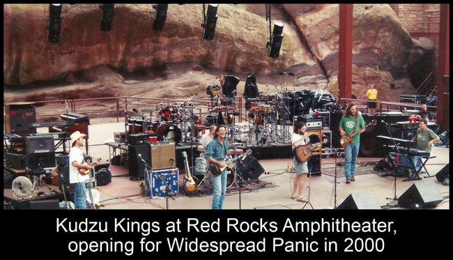 KudzuKings-RedRocks2000