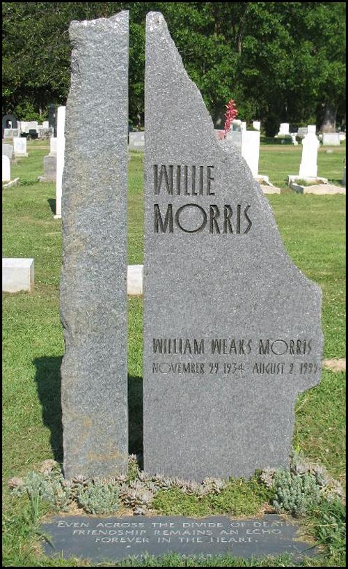 WillieMorris_gravestone