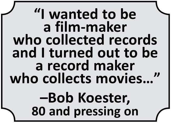 Bob Koester: The Man Behind Delmark Records' Seven
