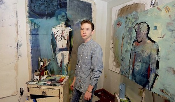 local artist lowdown jonathan kent adams