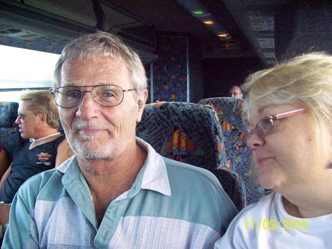 Jim Sholls & Leah