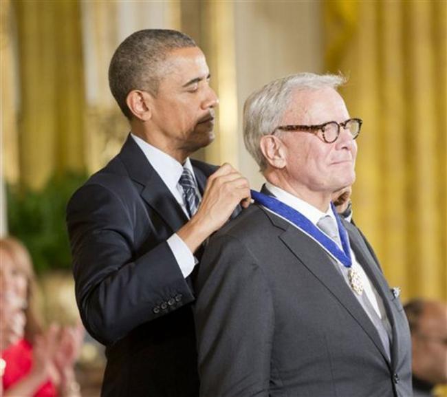 Brokaw medal of freedom