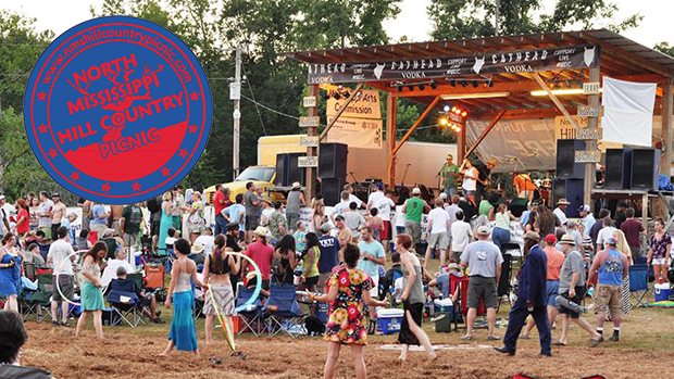 North Mississippi Hill Country Picnic Venue Change Due to Weather
