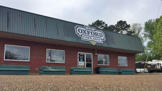 "An ""Unknown Number of Weapons"" Burglarized from Pawn Shop in Oxford, Mississippi"