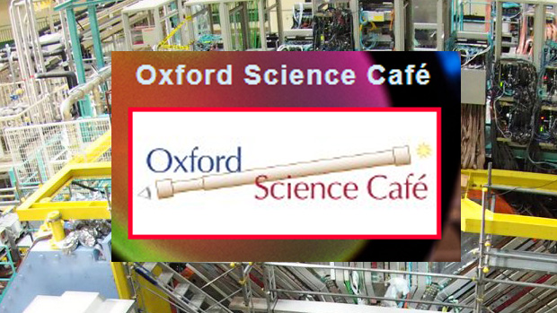 Evolution in Real Time Topic of February Oxford Science Cafe