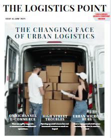 The Logistics Point Magazine June 2021