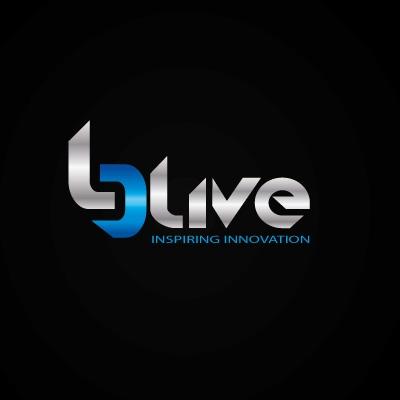 B Live Logo Design Gallery Inspiration Logomix