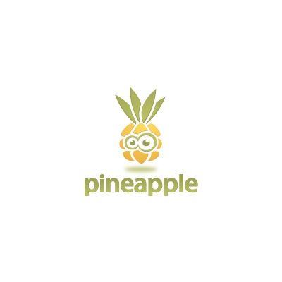 Pineapple Logo Logo Design Gallery Inspiration LogoMix