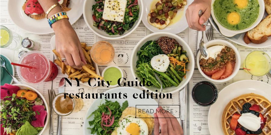 New York Guide – Restaurants
