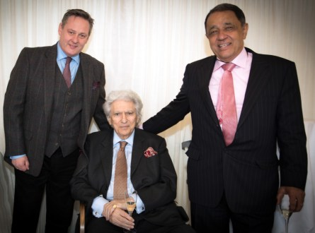 Steven O'Brien, Grey Gowrie, Dr Al-Chalabi