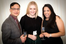 Raj Thapa, Katie Yeomans, Vishaile Patel