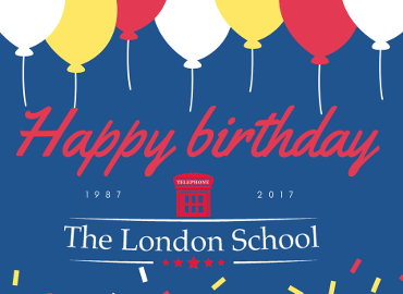 30o anniversario The London School