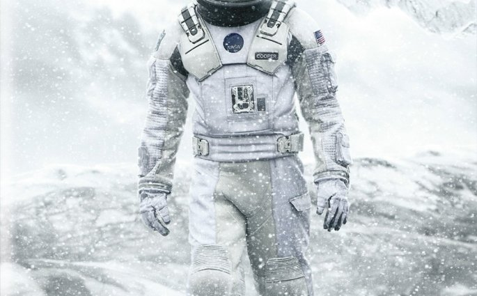 'INTERSTELLAR' OUT NOW ON DVD, BLU-RAY AND BLU-RAY DIGIBOOK.