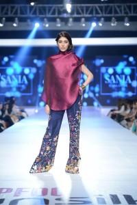 Printed Trousers - Sania Maskatiya