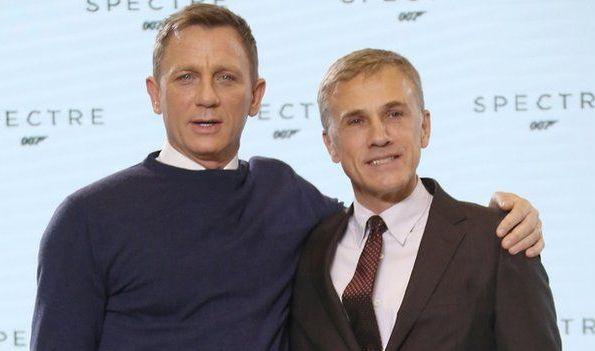 Daniel Craig Confirmed In Next 2 James Bond Films With Christopher Waltz