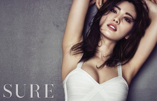 Nana Sultry Pictorial And Fashion Film