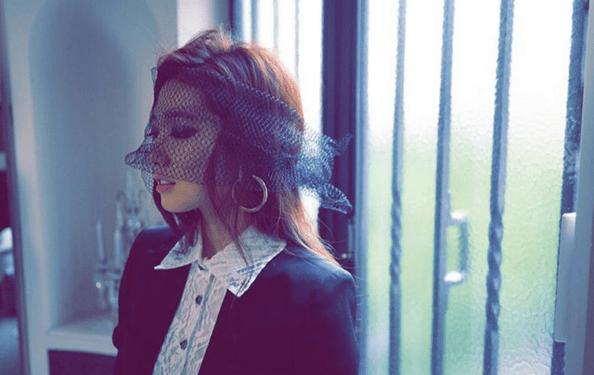 W Magazine Korea Park Shin Hye