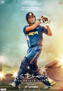 M.S. Dhoni The Untold Story  Official Trailer Out