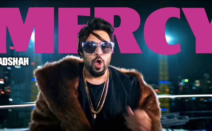 Badshah's MERCY 3rd Most Viewed YouTube Video Worldwide
