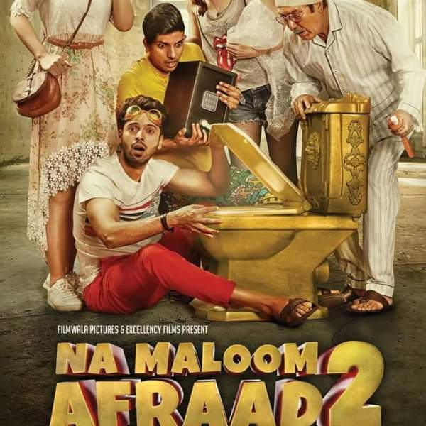 NA MALOOM AFRAAD 2 London Premiere Had People In Fits Of Laughter