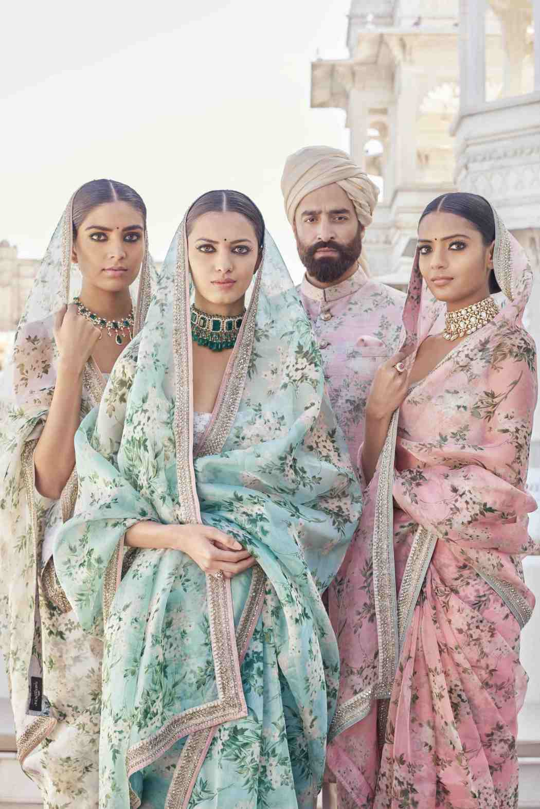 Indian fashion luminary, Sabyasachi, among leading couturiers