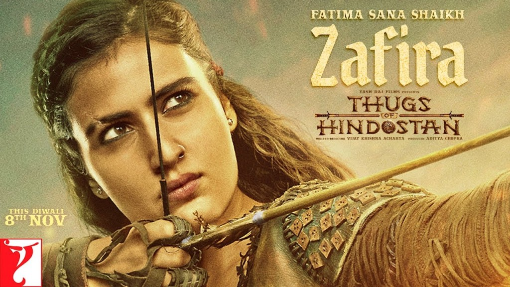 THUGS OF HINDOSTAN Stellar Cast Revealed