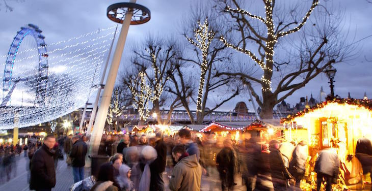 Christmas Markets Of London - All You Need To Know