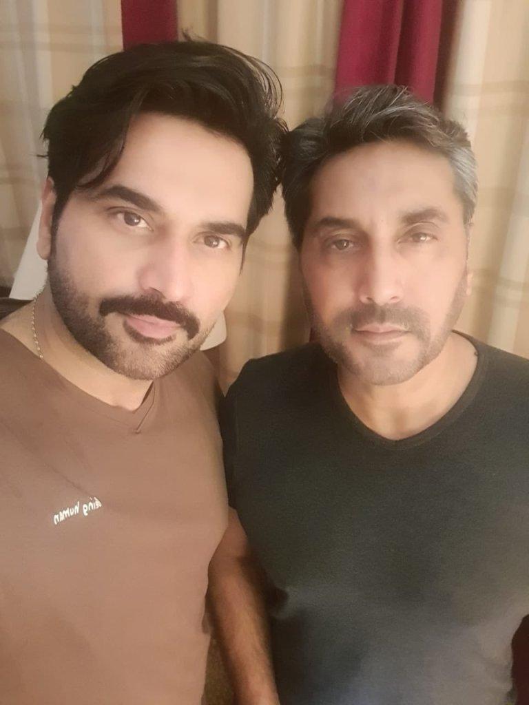 Humayun Saeed & Adnan Siddiqui Share Their Corona Virus Tests