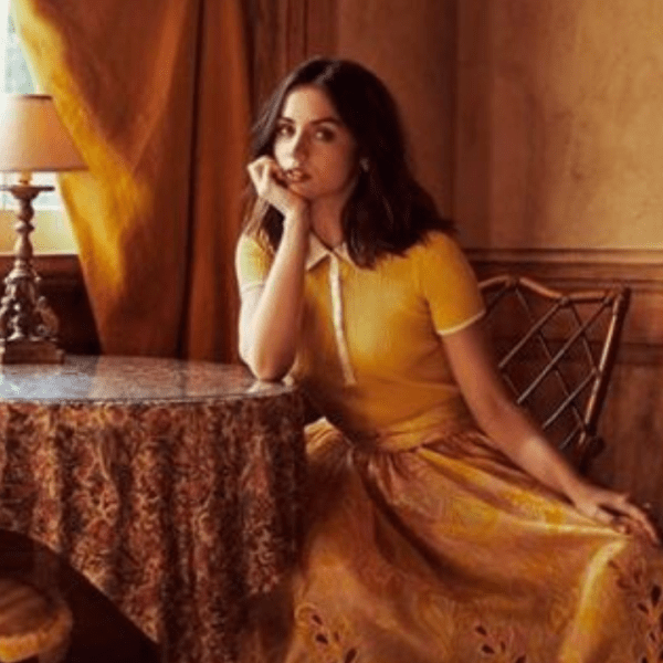 Bond Girl Ana De Armas's Editorial Photo Shoot For Amercan Way Magazine
