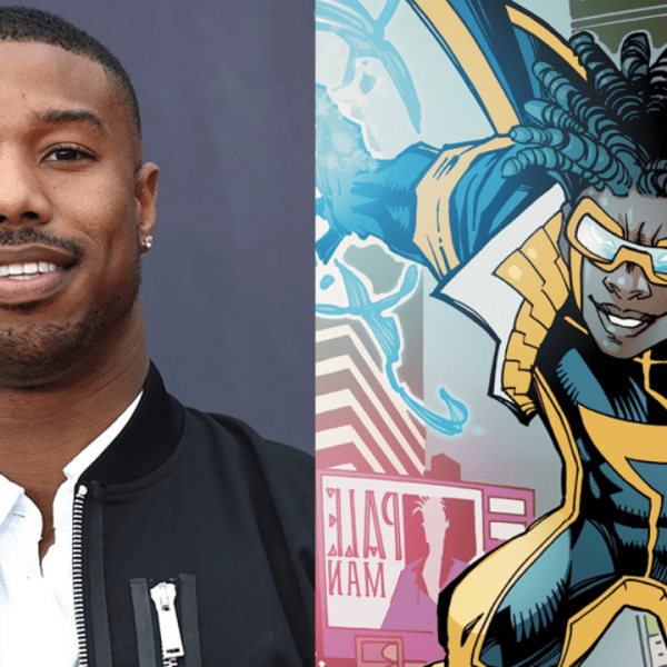 Static Shock: Michael B Jordan To Produce The Black Superhero Movie