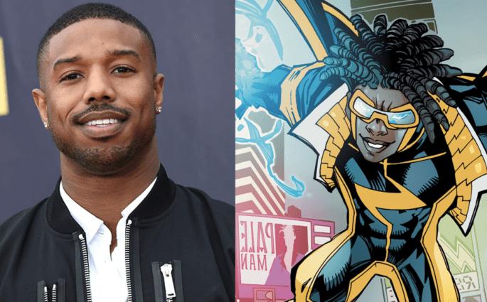 Static Shock: Michael B Jordan To Produce The Black Superhero Movie