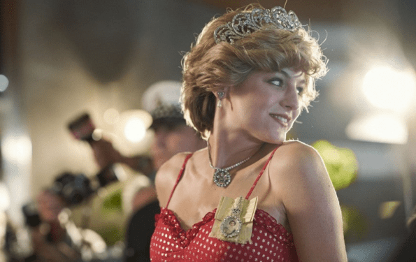 The Crown S4 Features Princess Diana & Prince Charles's Wedding
