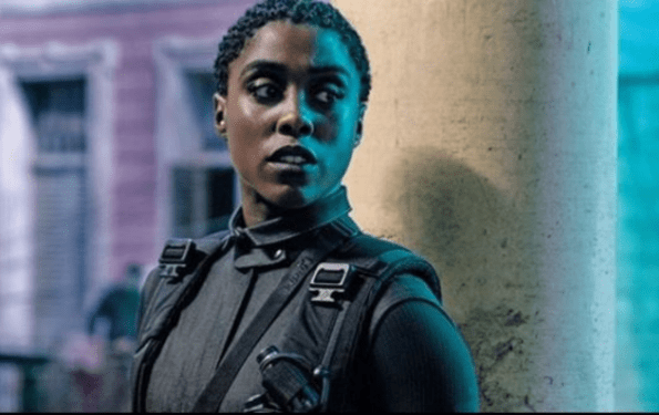 How Lashana Lynch Came over Toxic James Bond Fans