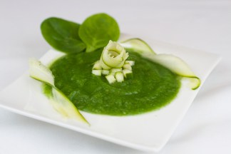 Food-Photograthy-pea-puree