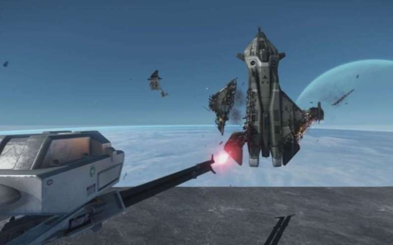 Star Citizen Arena Commander 1.1 Damage Models