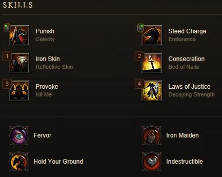 Diablo 3 Season 9 Crusader Build